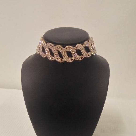 Deja Vous Jewelry - NWT Bling Choker